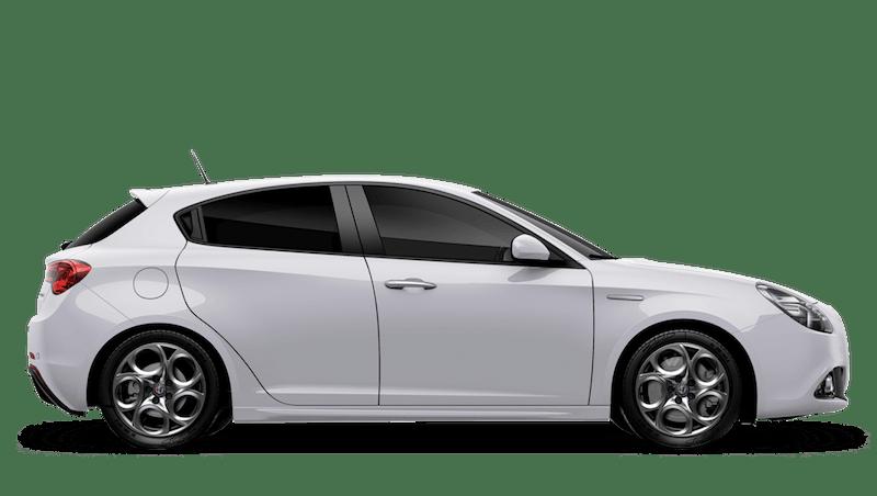 Alfa White (Solid)