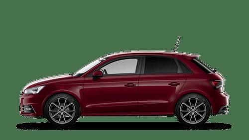 Audi A1 Sportback Black Edition Nav