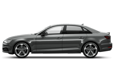 Audi A4 Saloon Black Edition