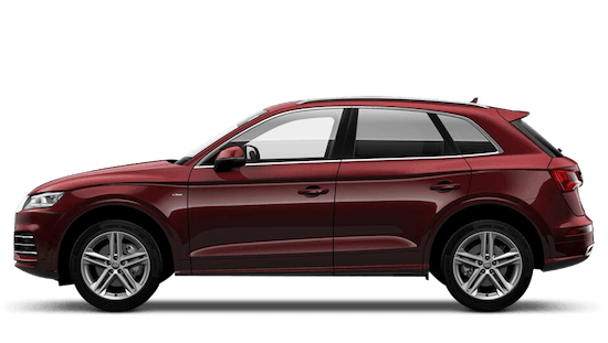 Audi Q5 TFSI - enhanced offer