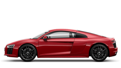 Audi R8 Coupe V10 RWS