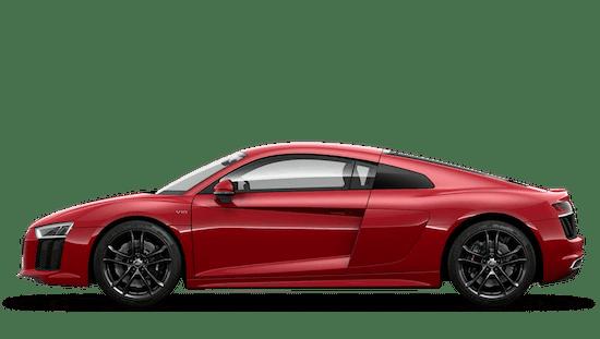 Audi R8 Coupe RWS