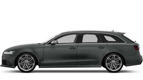 Audi RS 6 Avant Entry