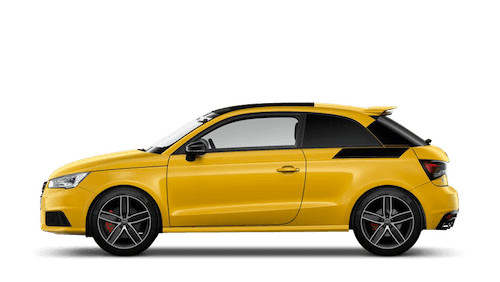 Audi S1 Competition Nav