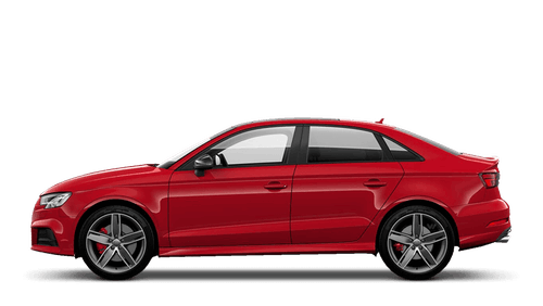 Audi S3 Saloon Black Edition