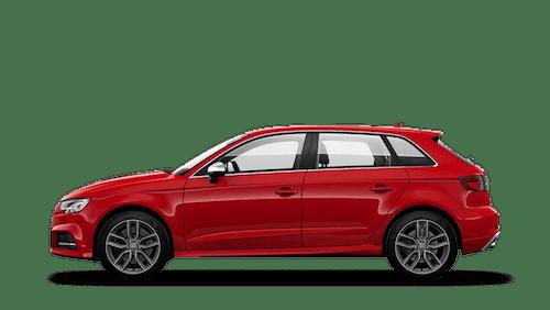 Audi S3 Sportback Entry