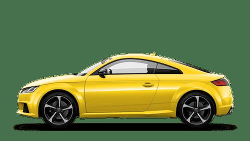 Audi TTS Coupe Black Edition