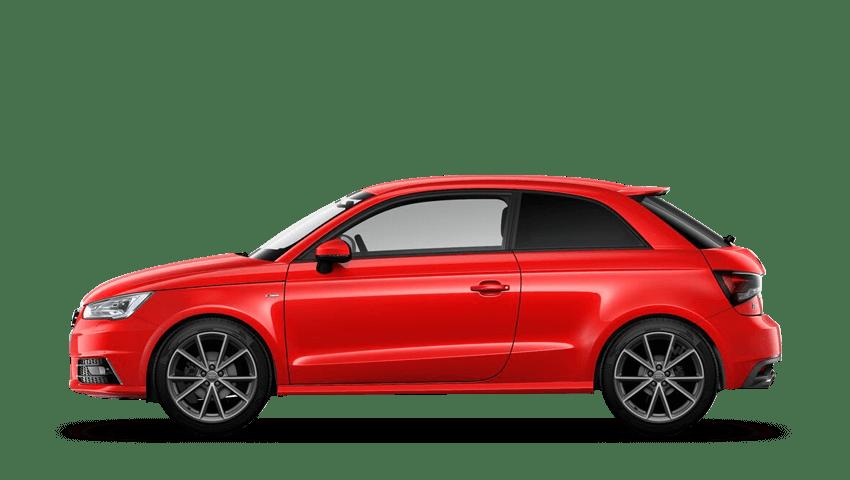 Audi A1 Black Edition Nav