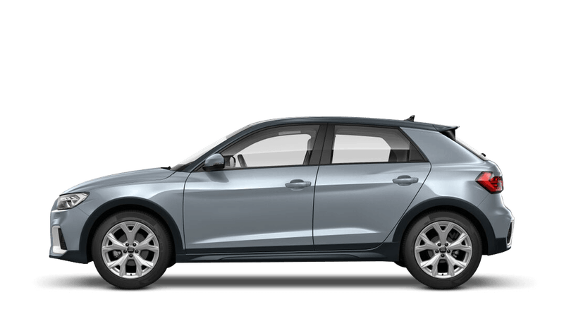Arrow Grey (Pearl Effect) Audi A1 Citycarver
