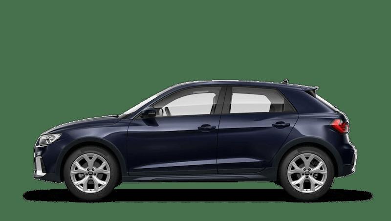 Firmament Blue (Metallic) Audi A1 Citycarver