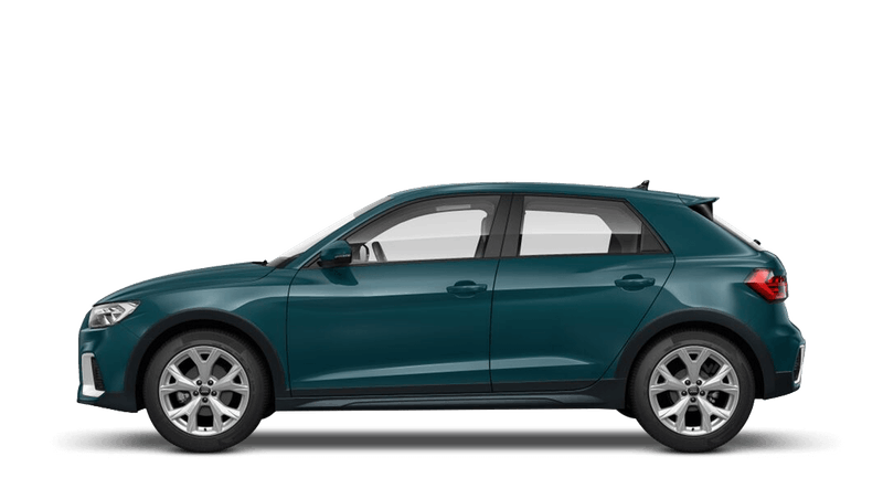 Tioman Green (Solid) Audi A1 Citycarver