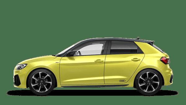 Audi A1 Sportback S Line Contrast Edition