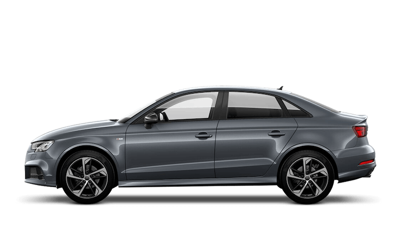 Monsoon Grey (Metallic) Audi A3 Saloon