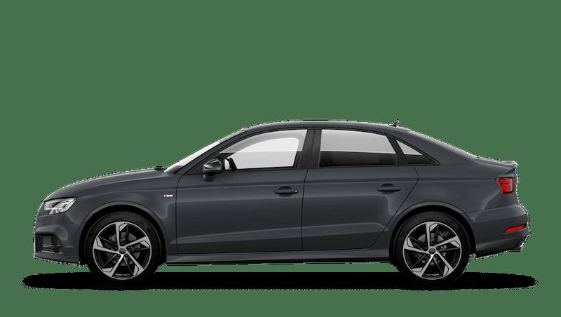 Quantum Grey (Solid) Audi A3 Saloon