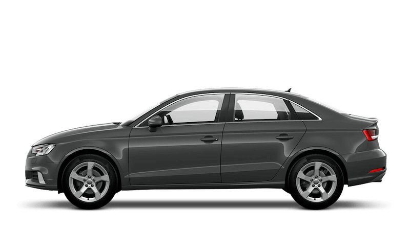 Nano Grey (Metallic) Audi A3 Saloon