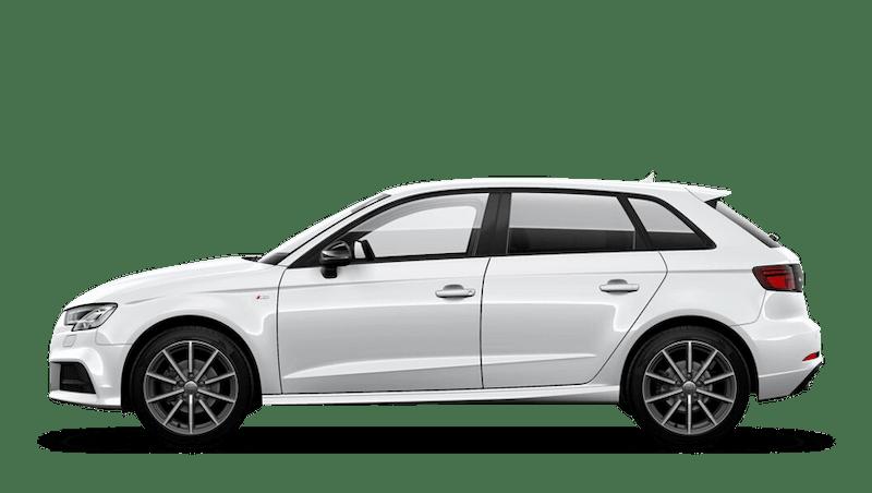 Audi A3 Sportback Black Edition