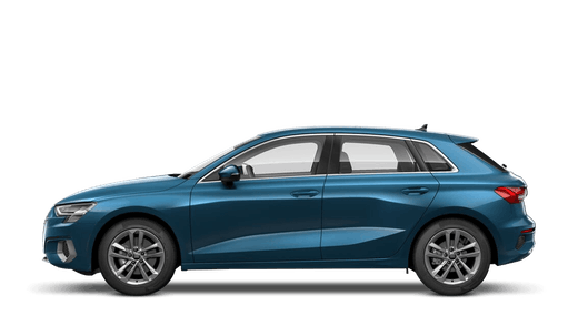 Explore the Audi A3 Sportback Motability Price List