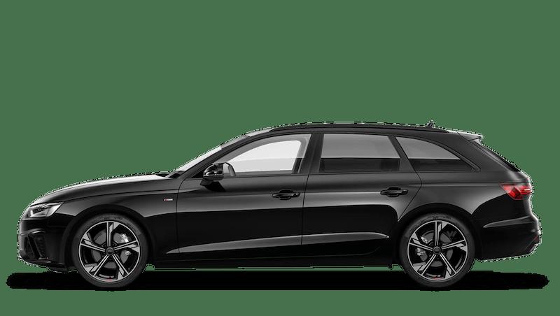 Audi A4 Avant Black Edition