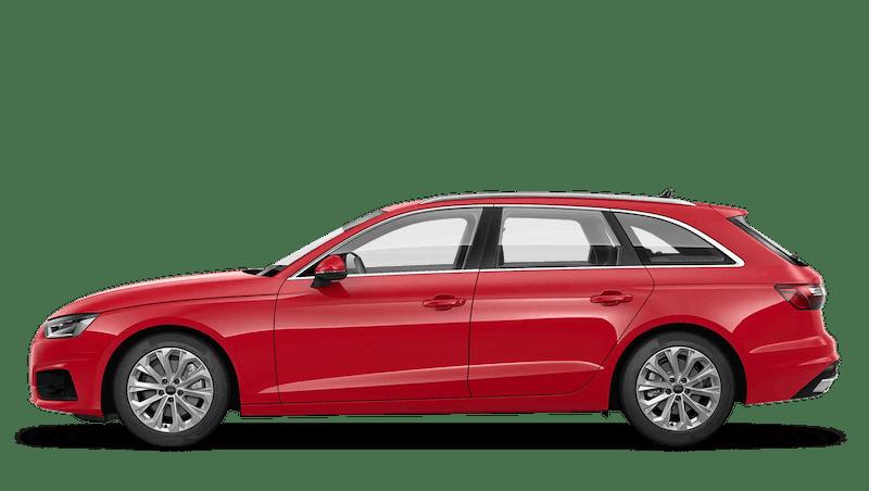 Audi A4 Avant Technik
