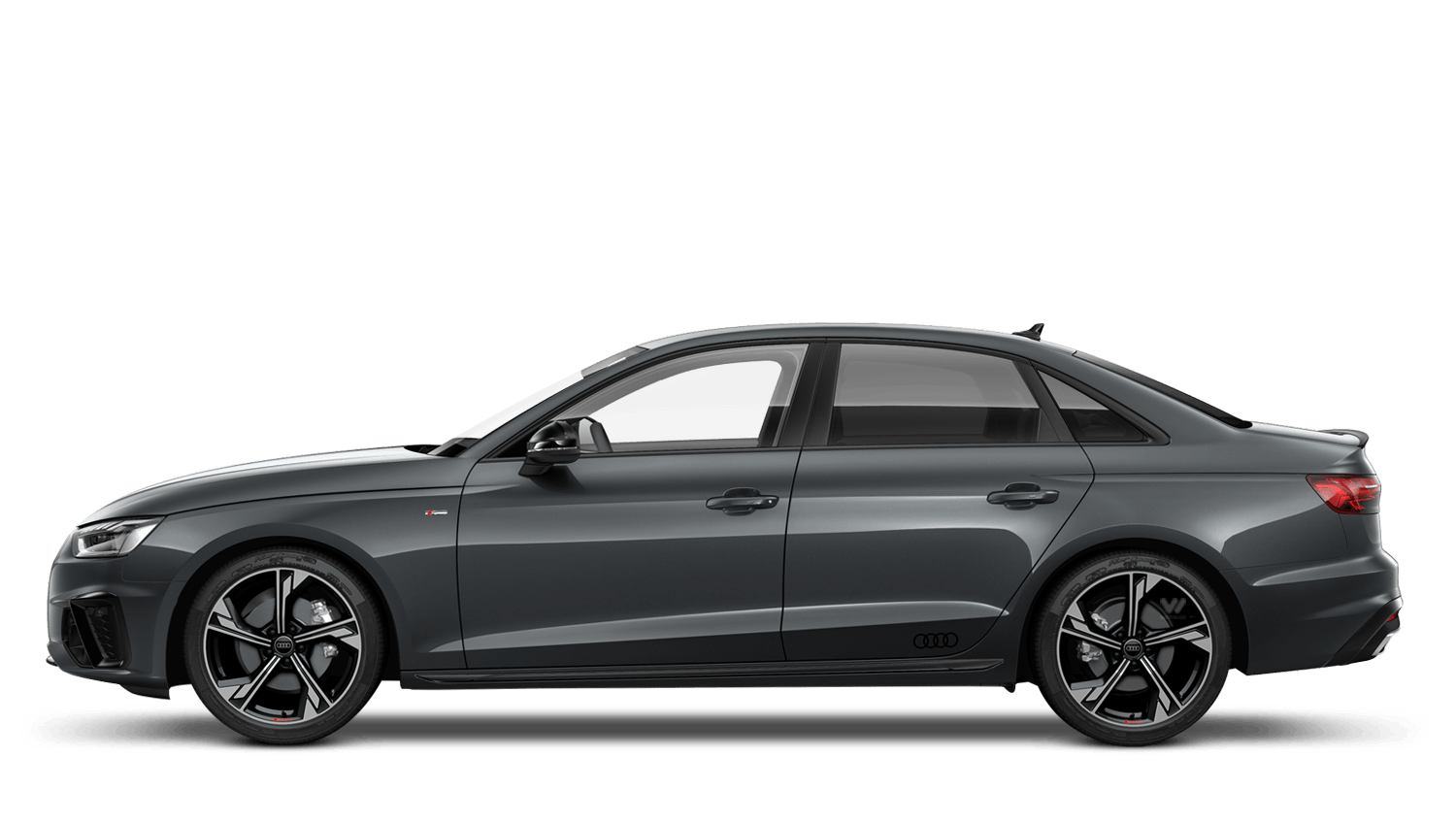 Audi A4 Saloon Black Edition Finance Available M25