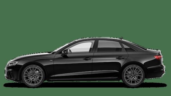 Audi A4 Saloon Vorsprung