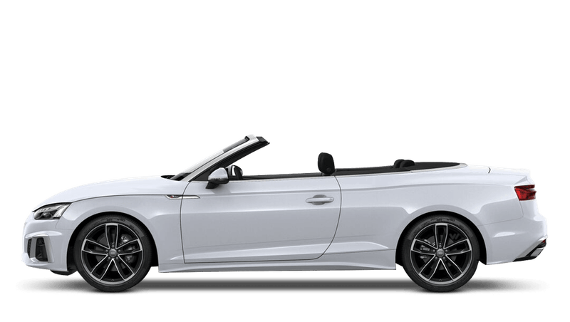 Audi A5 Cabriolet S Line