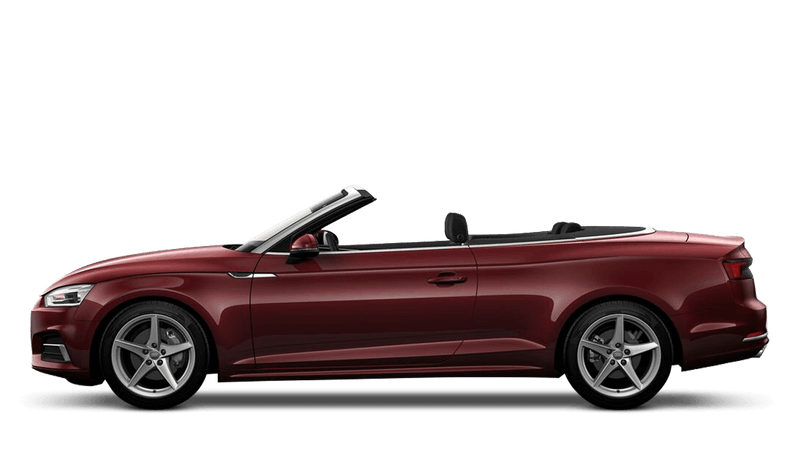 Audi A5 Cabriolet Sport