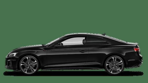 Audi A5 Coupe Black Edition