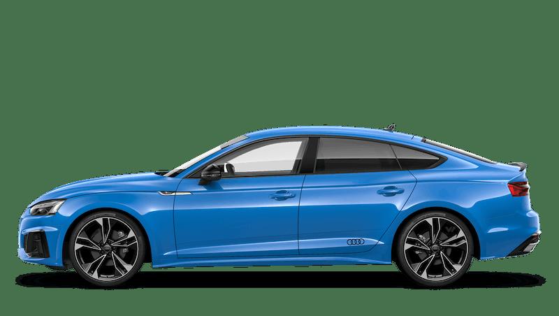 Audi A5 Sportback Black Edition