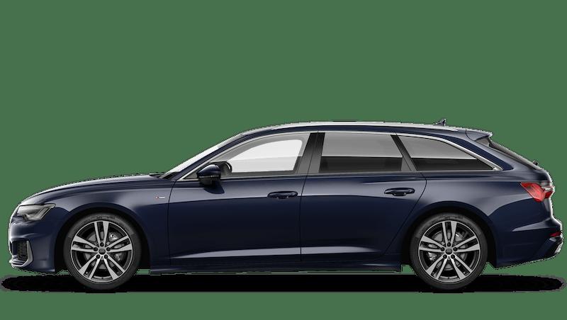 Firmament Blue (Metallic) Audi A6 Avant