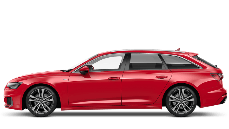 Tango Red (Metallic) Audi A6 Avant