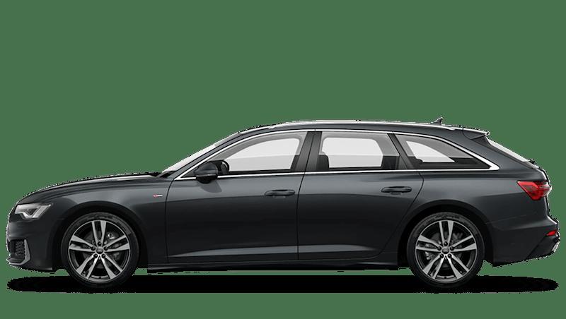 Vesuvius Grey (Metallic) Audi A6 Avant