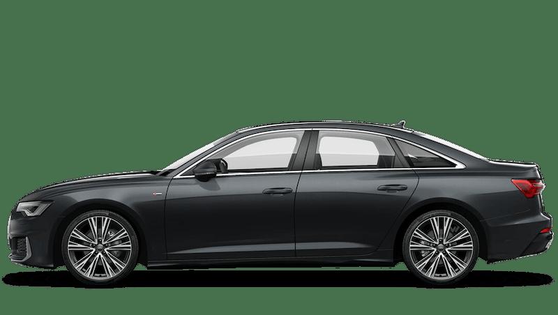 Vesuvius Grey (Metallic) Audi A6 Saloon