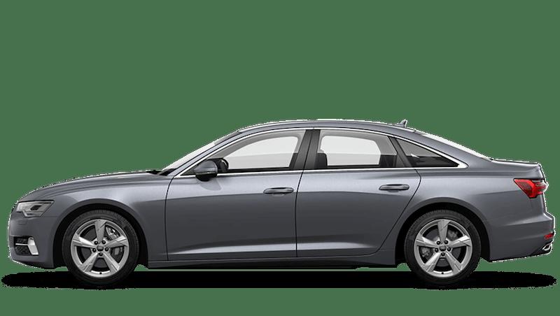 Typhoon Grey (Metallic) Audi A6 Saloon