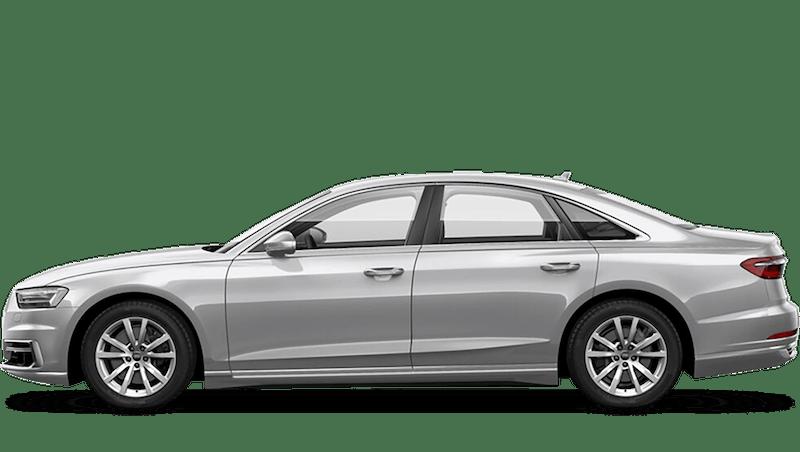 Floret Silver (Metallic) Audi A8