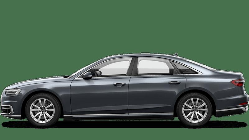Monsoon Grey (Metallic) Audi A8