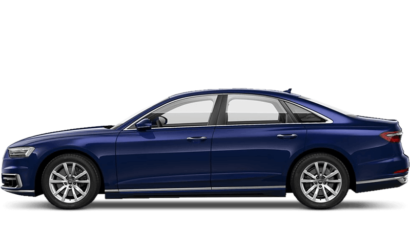 Navarra Blue (Metallic) Audi A8