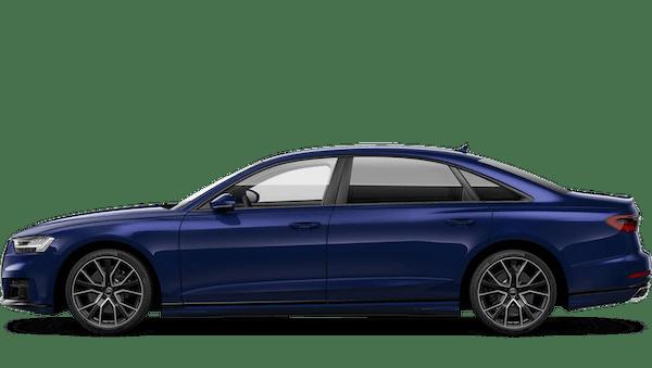 Audi A8 L Black Edition