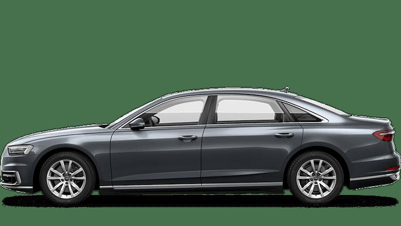 Monsoon Grey (Metallic) Audi A8 L