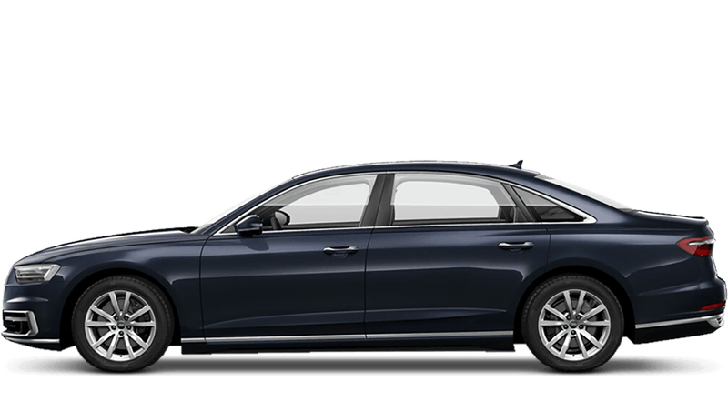Moonlight Blue (Metallic) Audi A8 L