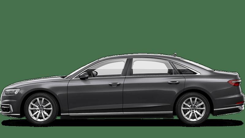 Terra Grey (Metallic) Audi A8 L