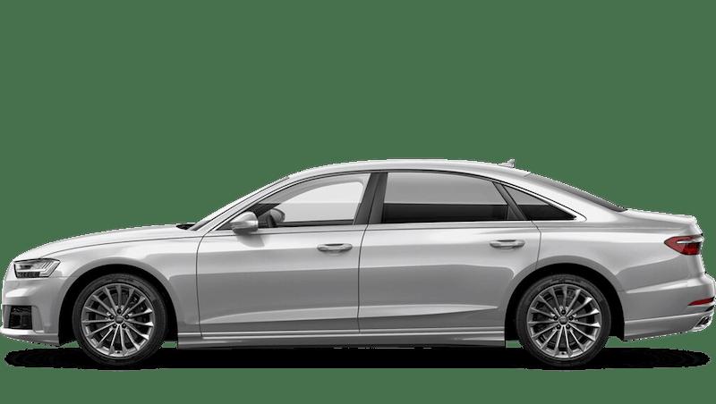 Floret Silver (Metallic) Audi A8 L