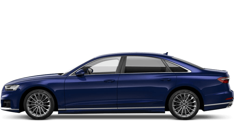 Navarra Blue (Metallic) Audi A8 L