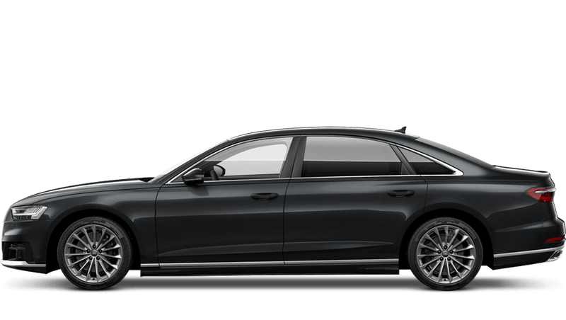 Vesuvius Grey (Metallic) Audi A8 L