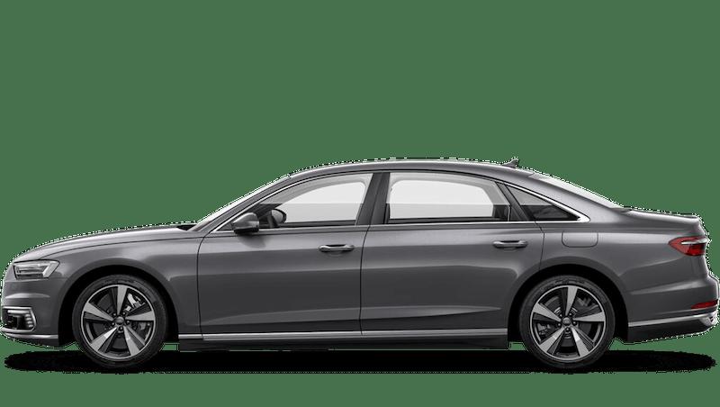 Terra Grey (Metallic) Audi A8 L TFSI e