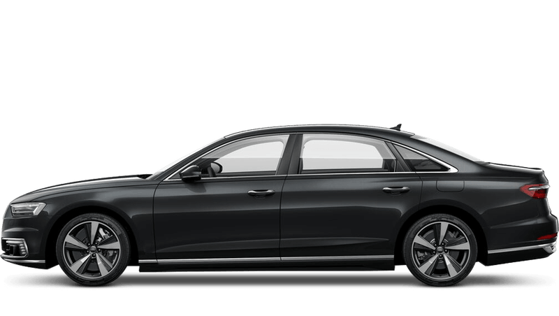 Vesuvius Grey (Metallic) Audi A8 L TFSI e