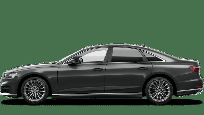 Daytona Grey (Pearl) Audi A8