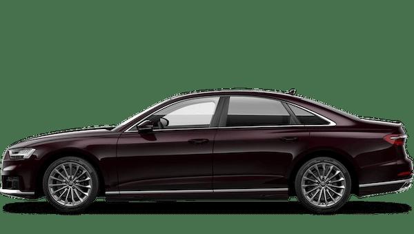 Audi A8 S Line