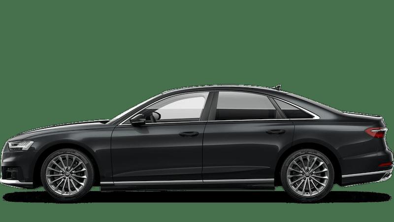 Vesuvius Grey (Metallic) Audi A8
