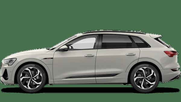 Audi e tron Black Edition